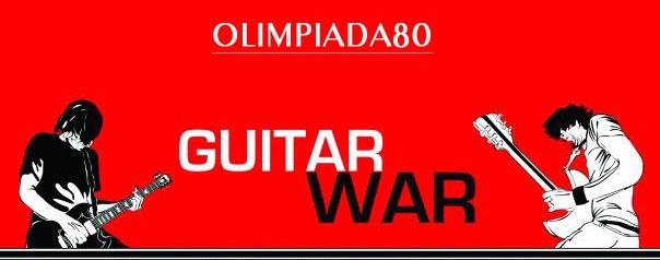 guitar war